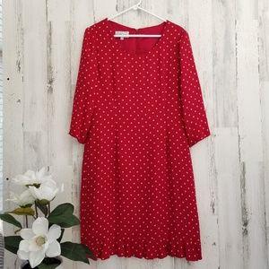 Saks 5th Avenue Silk Dress